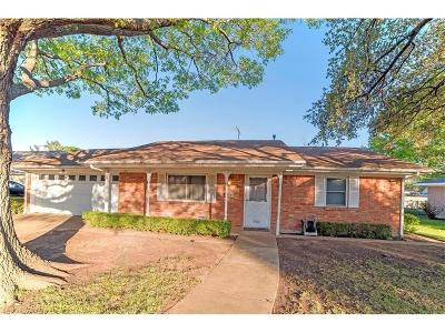 Fort Worth Single Family Home For Sale: 5901 Lubbock Avenue