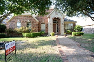 Allen Single Family Home For Sale: 418 Deer Brooke Drive