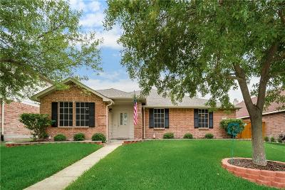 Rockwall County Single Family Home For Sale: 1718 Harvest Crossing Drive