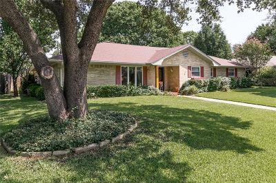 Dallas Single Family Home For Sale: 10349 Carry Back Circle
