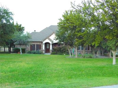 Azle Single Family Home Active Kick Out: 127 Deerchase Court