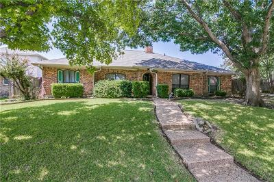 Plano Single Family Home For Sale: 3913 Chimneyrock Drive