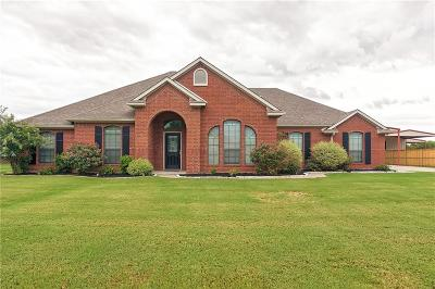 Royse City Single Family Home For Sale: 1618 Ranch Road