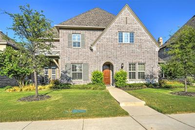 Frisco Single Family Home For Sale: 7540 Bellingrath Drive