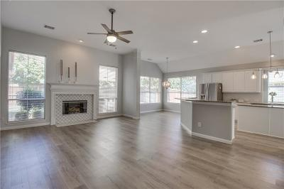 Mckinney Single Family Home For Sale: 2720 Parkside Lane