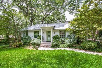 Dallas County Single Family Home For Sale: 1517 Junior Drive