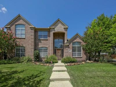 Coppell Single Family Home For Sale: 440 Halifax Drive