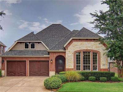 Fort Worth Single Family Home For Sale: 2537 Old Trinity Way