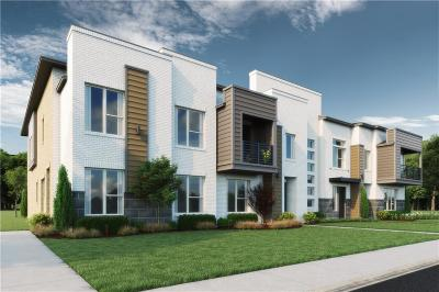 Plano TX Townhouse For Sale: $377,235