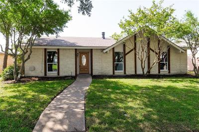 Carrollton Single Family Home For Sale: 1838 Paxton Drive