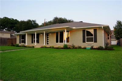 Dallas Single Family Home For Sale: 9414 Creel Creek Drive