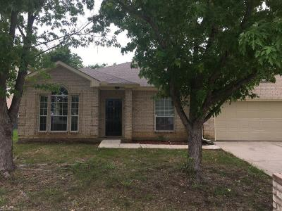 Mansfield Residential Lease For Lease: 1514 Cheyenne Trail