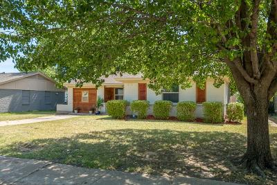 Mesquite Single Family Home For Sale: 2714 Viva Drive