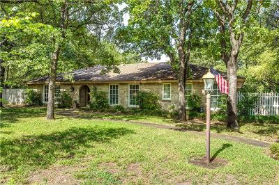 Colleyville Single Family Home For Sale: 4004 Allendale Street