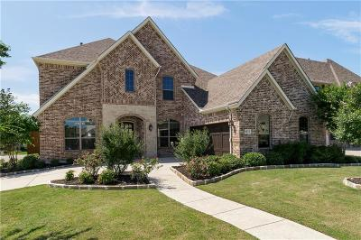 Keller Single Family Home Active Option Contract: 1074 Woodford Drive