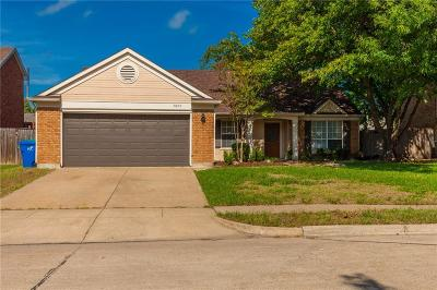 Rowlett Single Family Home For Sale: 7805 Ivy Lane