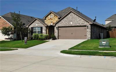 Mckinney Single Family Home For Sale: 3609 Limousine Parkway