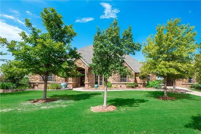 Fort Worth TX Single Family Home Active Option Contract: $655,000