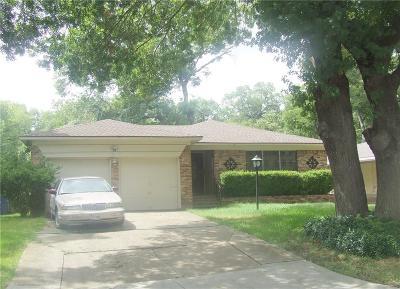 Dallas Single Family Home For Sale: 730 E Five Mile Parkway