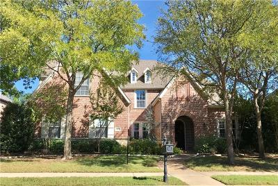 Flower Mound Single Family Home For Sale: 4908 Pack Saddle Way