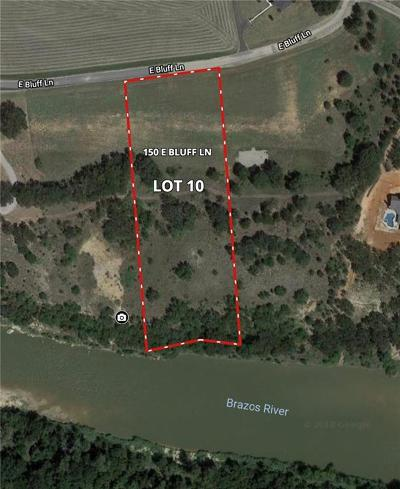 Millsap Residential Lots & Land For Sale: 150 E Bluff Lane