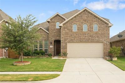 McKinney Single Family Home For Sale: 10845 Leesa Drive