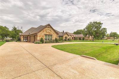 Granbury Single Family Home For Sale: 6417 Pinehurst Drive