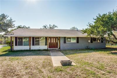 Willow Park Single Family Home Active Contingent: 517 Ranch House Road