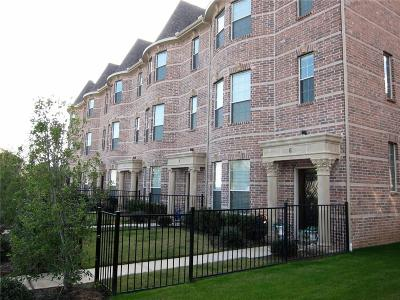 Lewisville Condo For Sale: 2500 Rockbrook Drive #1B-7