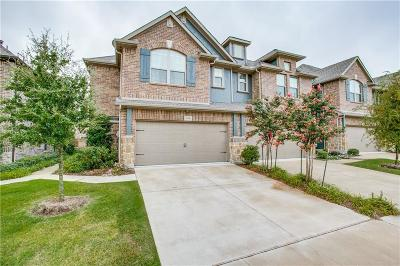 Plano Townhouse For Sale: 4768 Bridgewater Street