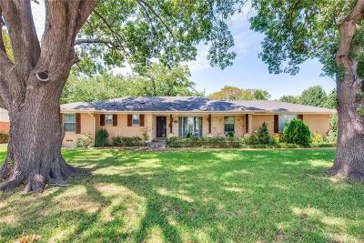 Single Family Home For Sale: 10433 Marsh Lane