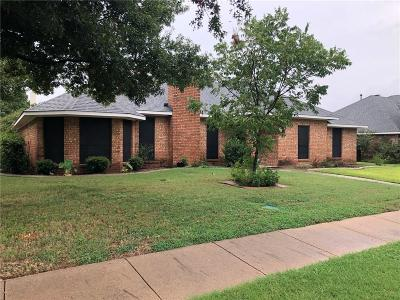 Mckinney Single Family Home Active Option Contract: 2422 Riverview Drive