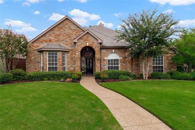 Plano Single Family Home For Sale: 2801 Valley Spring Drive