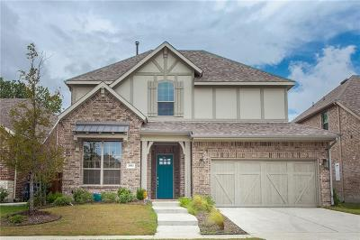 McKinney Single Family Home For Sale: 3904 Ramble Creek Drive
