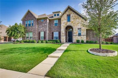 Keller TX Single Family Home For Sale: $650,000