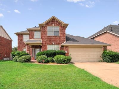 Grand Prairie Single Family Home For Sale: 3329 Stoneway Drive