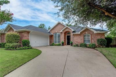 Tarrant County Single Family Home For Sale: 3104 Riverwood Drive