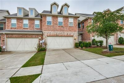 Lewisville Townhouse For Sale: 2544 Jackson Drive