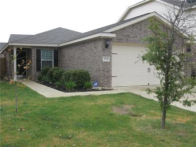 Fort Worth TX Single Family Home For Sale: $189,990