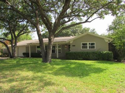 Fort Worth Single Family Home For Sale: 1513 Saxony Road
