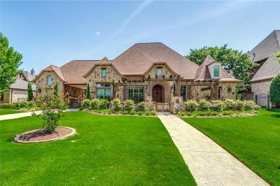 Colleyville Single Family Home For Sale: 2409 Carlisle Avenue