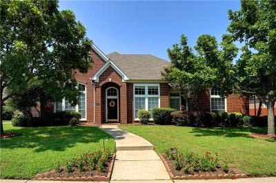Southlake Single Family Home For Sale: 1716 Water Lily Drive