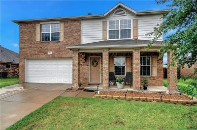 Sherman Single Family Home For Sale: 1432 Swan Ridge Drive