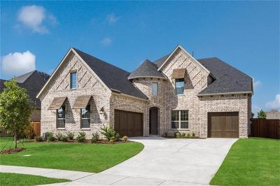 Flower Mound Single Family Home For Sale: 6354 Prairie Brush