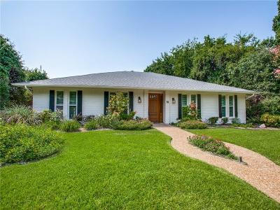Richardson Single Family Home For Sale: 16 Gettysburg Lane