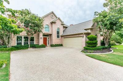Coppell Single Family Home For Sale: 754 Teal Cove