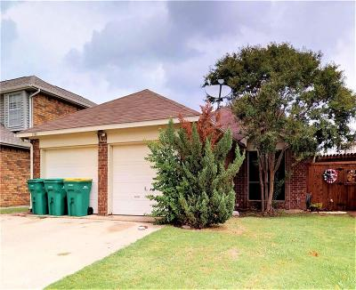 Lewisville Single Family Home For Sale: 1365 Chinaberry Drive