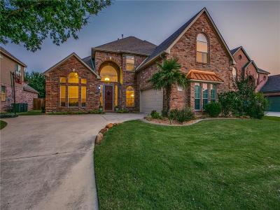 Keller Single Family Home For Sale: 1306 Clear Springs Drive