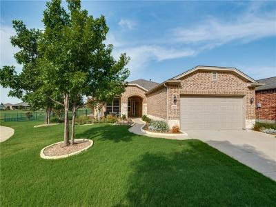 Frisco Single Family Home Active Option Contract: 1641 Overwood Drive