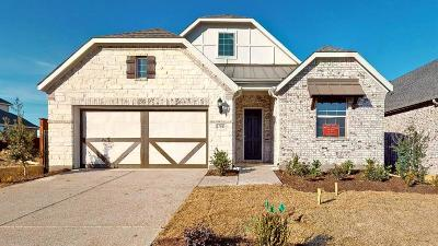 Collin County Single Family Home For Sale: 1703 Temperance Way